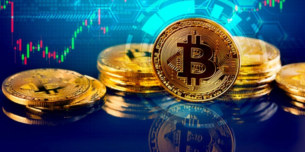 Consider bitcoin a long-term investment